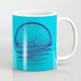 Blue Sunset Mystery Coffee Mug
