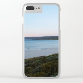 A cooler summer Clear iPhone Case