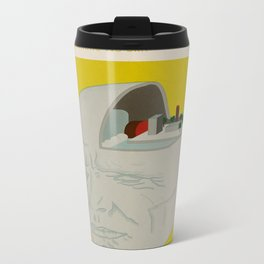 Thyberpernk! (variation) Metal Travel Mug