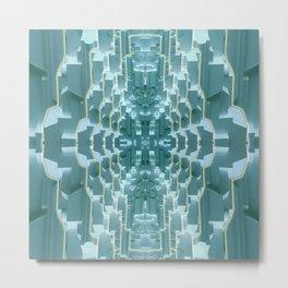 Cloud Cathedral Multiplied No.1 Metal Print