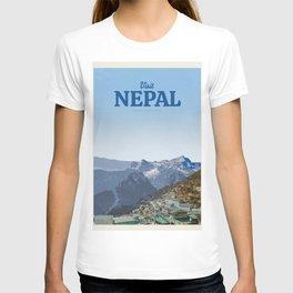 Visit Nepal T-shirt