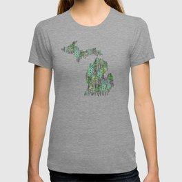 Michigan Forest T-shirt