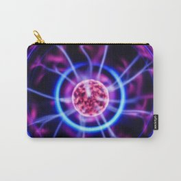Plasma Ball Lamp Carry-All Pouch