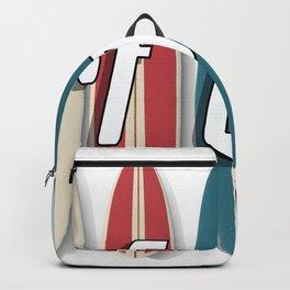 Surf or Die Backpack