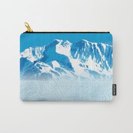 Mt. Alyeska Alaska Carry-All Pouch