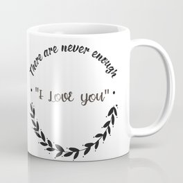 Is not sufficient Coffee Mug