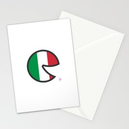 Italy Smile Stationery Cards