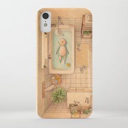 Another Bath iPhone Case