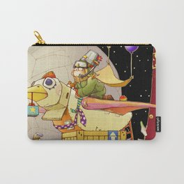 memory of MOEBIUS Carry-All Pouch
