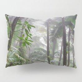 The Cloud forest - before Maria - El Yunque rainforest PR Pillow Sham