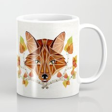 fox autumn Coffee Mug