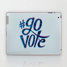 #GoVote Laptop & iPad Skin