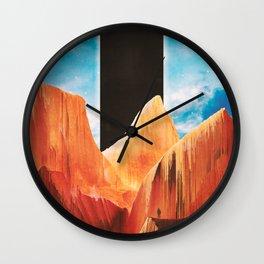 False Hope Wall Clock