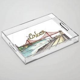 Lisbon Acrylic Tray