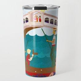 Venice Italy 2 Travel Mug