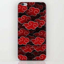Akatsuki iPhone Skin