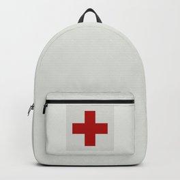 Remember Red Cross Backpack