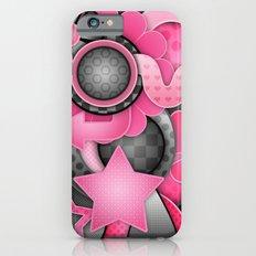 Bubble Gum Bash iPhone 6s Slim Case