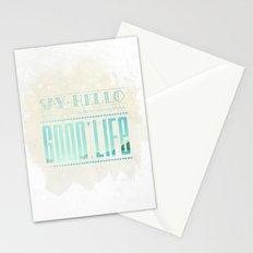 GoodLife Stationery Cards