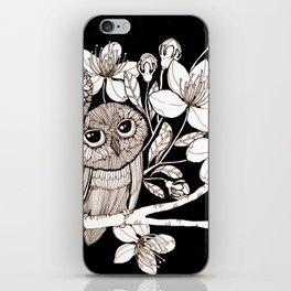 Elegant tree iPhone Skin