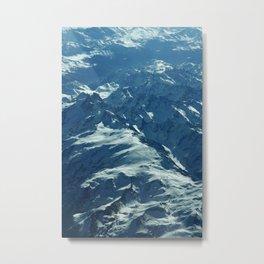 Blue Pyrenees Metal Print