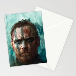 Macbeth - Michael Fassbender Stationery Cards
