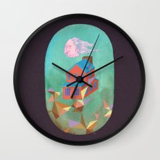 Lloyd's House Wall Clock