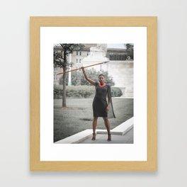 Dora Milaje Framed Art Print
