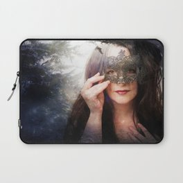 You will never know me Laptop Sleeve