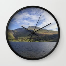 Placid. Wall Clock