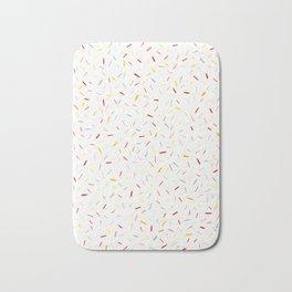 Pastel Sprinkles Bath Mat