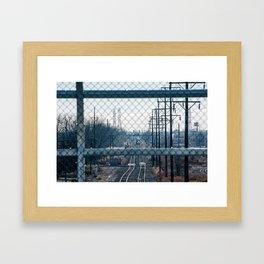 35th Street Framed Art Print