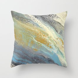 Wave 1 - Casart Sea Treasures Collection Throw Pillow