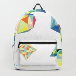 geometry composition Backpack