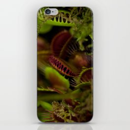 Toothy iPhone Skin