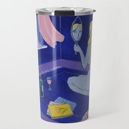 Melancholy Babe Travel Mug