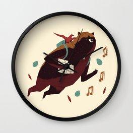 banjo-kazooie Wall Clock