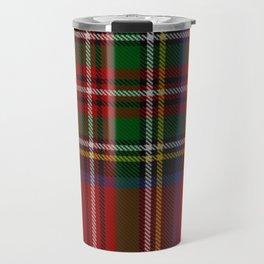 tartan Travel Mug