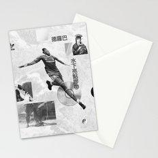 Didier Drogba Underwater Highlight Tape DVD-RW Stationery Cards