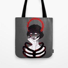 Neon demons_RED Tote Bag