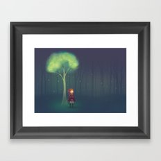 Refuge Framed Art Print
