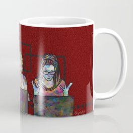Orphan Black: Crazy Science Coffee Mug