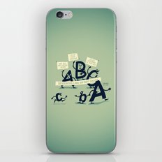 Type Rights iPhone Skin