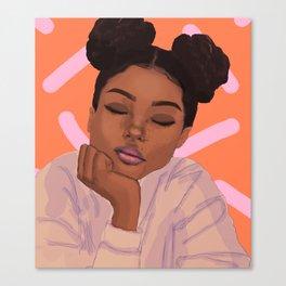 Mood Canvas Print