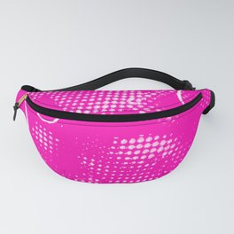 Texture #26 in Hot Pink Fanny Pack