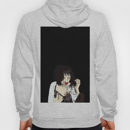 Mia Wallace takes adrenaline after her overdose Hoody