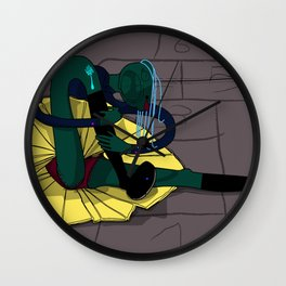 Un Grito de Dolor Wall Clock