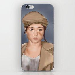Crystal Reed - Eponine iPhone Skin