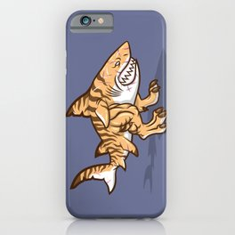 Darwin the Shark iPhone Case