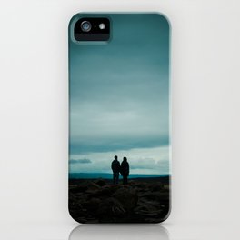 Iceland View iPhone Case
